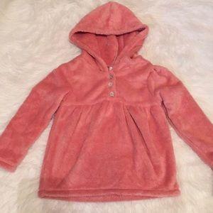 Carter's Pink Hoodie Top